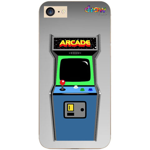 Cover iPhone 7/8/SE 2020 Arcade