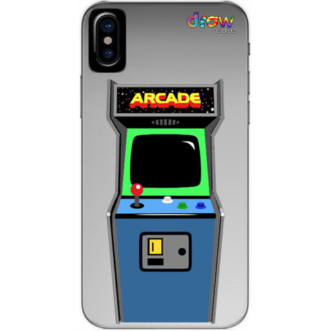 Cover iPhone Xs Max Arcade