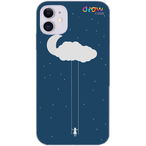 Cover iPhone 11 Cloud Girl