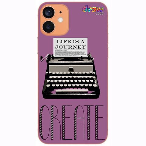 Cover iPhone 12 Mini Create