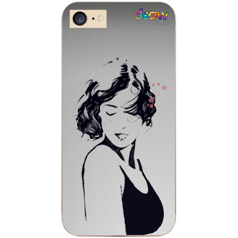 Cover iPhone 7/8/SE 2020 Girl