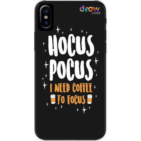 Cover iPhone Xs Max Hocus Pocus