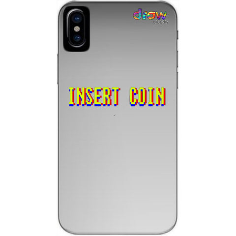 Cover iPhone Xs Max Insert Coin