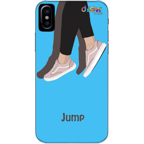 Cover iPhone Xs Max jump