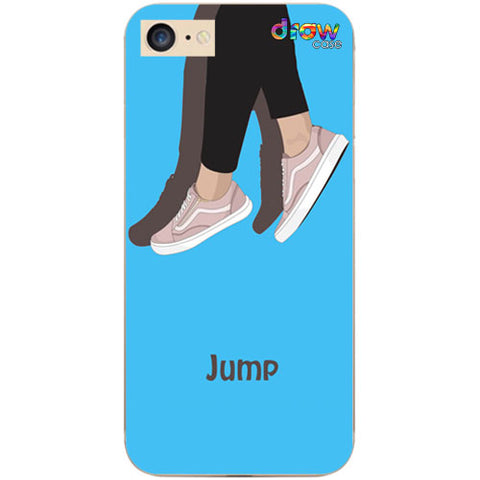 Cover iPhone 7/8/SE 2020 Jump