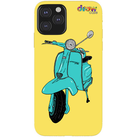 Cover iPhone 11 Pro Lambretta