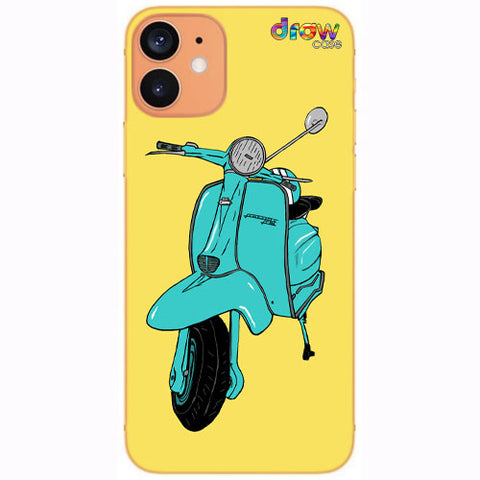 Cover iPhone 12 Lambretta