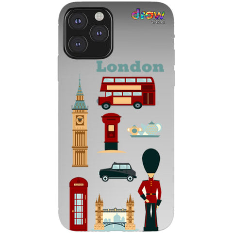 Cover iPhone 11 Pro London