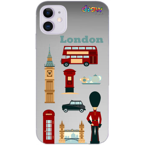 Cover iPhone 11 London