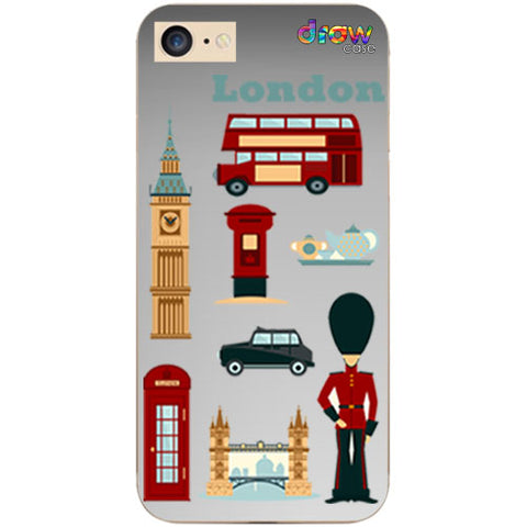 Cover iPhone 7/8/SE 2020 London