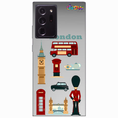 Cover NOTE 20 ULTRA London