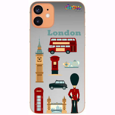 Cover iPhone 12 London