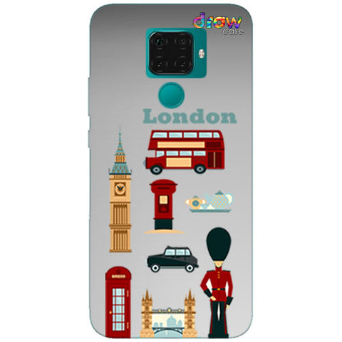 Cover Huawei Mate 30 Lite London