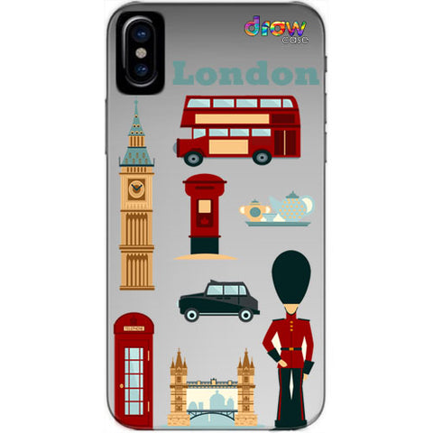 Cover iPhone Xs Max London