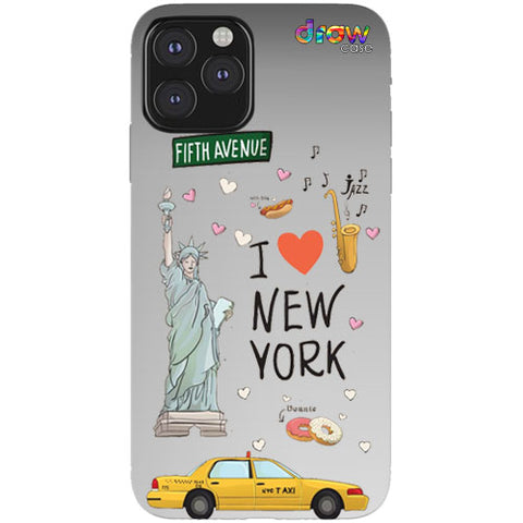 Cover iPhone 11 Pro New York
