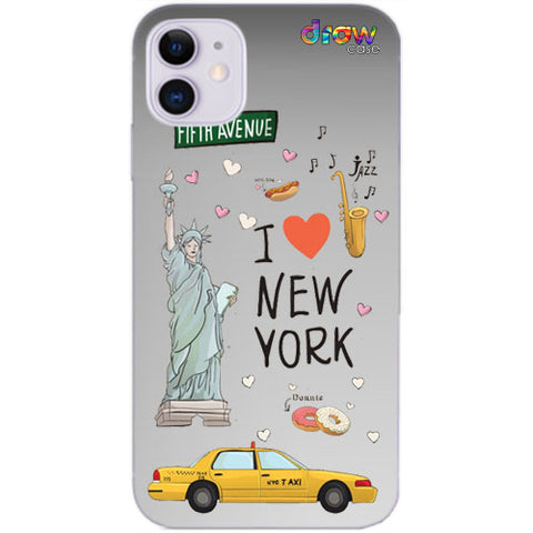 Cover iPhone 11 New York