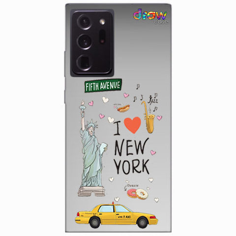 Cover NOTE 20 ULTRA New York