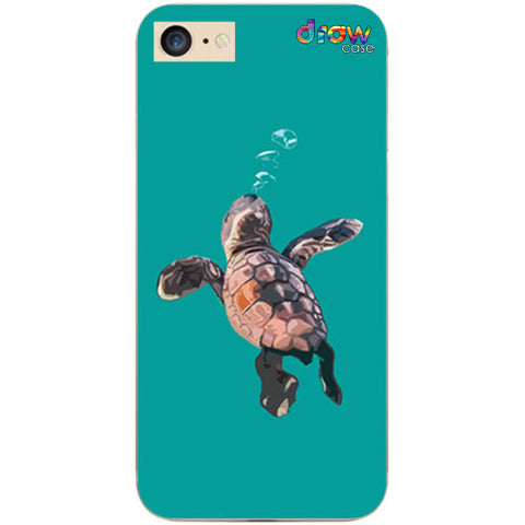 Cover iPhone 7/8/SE 2020 Turtle