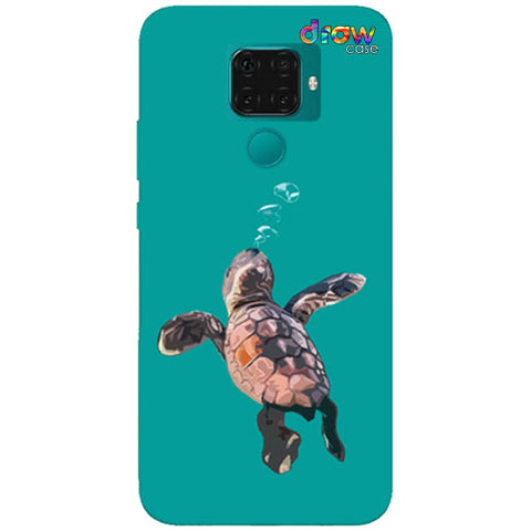 Cover Huawei Mate 30 Lite Turtle