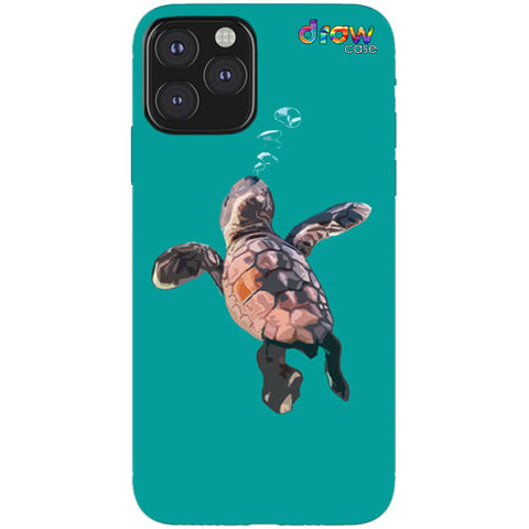 Cover iPhone 11 Pro Turtle