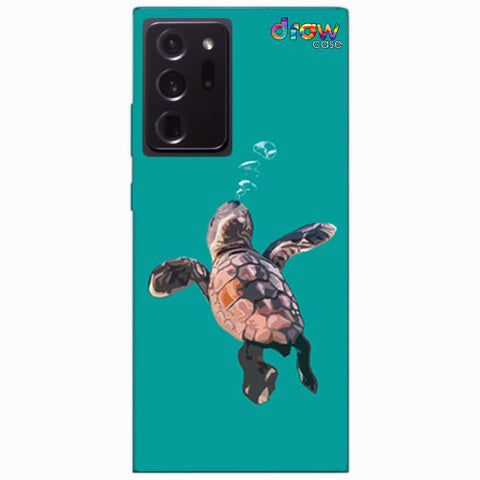 Cover NOTE 20 ULTRA Turtle