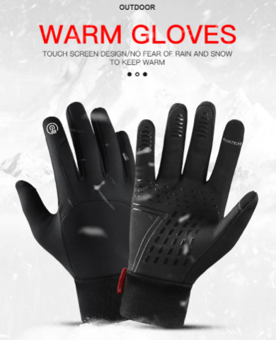 Hot Sale Winter Outdoor Sports Running Glove