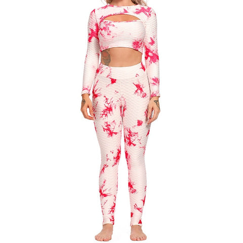 Women Yoga Sets Fitness Gym Clothing