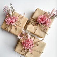 Load image into Gallery viewer, Set of 3 Gift Posies - Pink