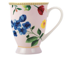 Load image into Gallery viewer, Porcelain Footed Mug