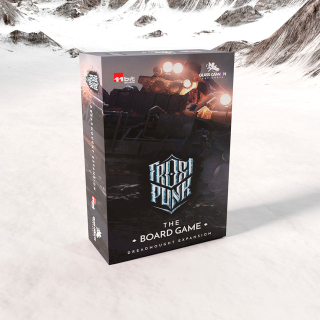 ❄ Frostpunk: The Board Game (Dreadnought Expansion)