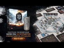 Load and play video in Gallery viewer, 🔥 Frostpunk: The Board Game (Exclusive Set)