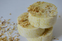 Load image into Gallery viewer, unscented calendula natural artisan soap
