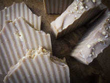 Load image into Gallery viewer, oatmeal natural artisan soap