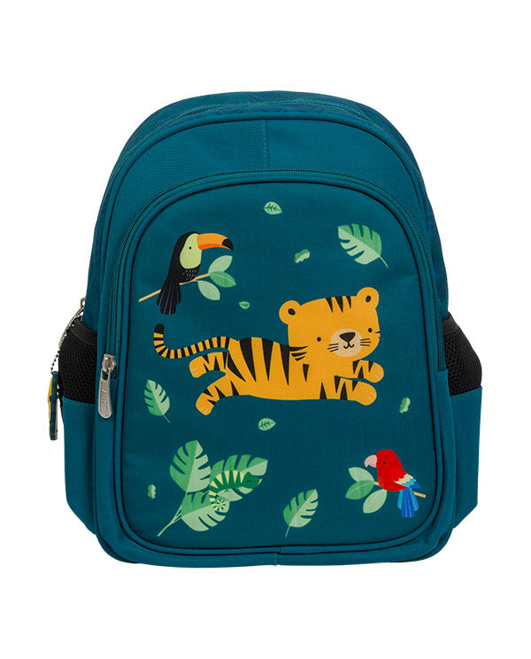 A Little Lovely Company - Backpack - Jungle Tiger