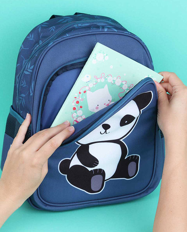 A Little Lovely Company - Backpack - Panda NEW
