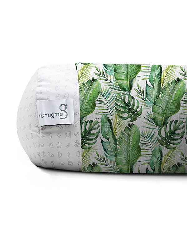 Bbhugme - Pregnancy Pillow Cover Green Leaf
