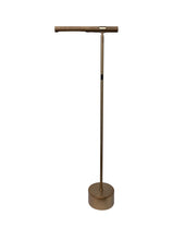 Load image into Gallery viewer, Tribeca Wooden Linear Floor Lamp