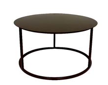 "Load image into Gallery viewer, Arcadia Cocktail Table - 24"" D x 26"" H"