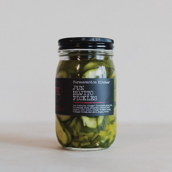 JUN MOJITO PICKLES