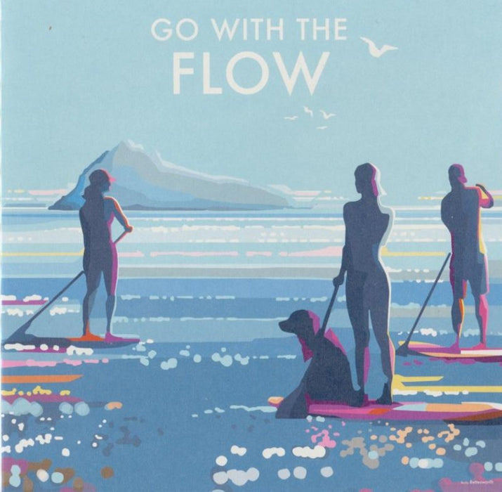 Becky Bettesworth - Go With The Flow
