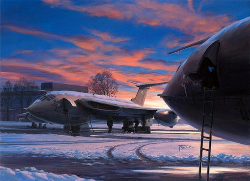 Winter Fuellers - Handley Page Victor