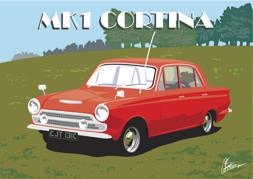 Connor Bentley - Mk.I Cortina