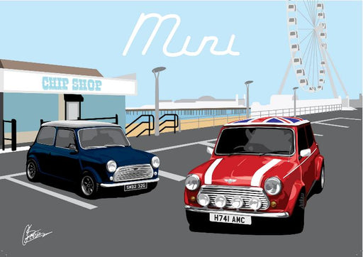 Connor Bentley - Mini
