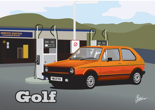 Connor Bentley - Volkswagen Golf