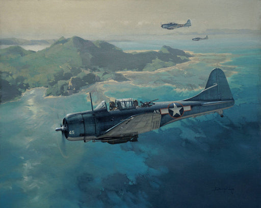 Dauntless - Douglas SBD-5 Dauntless