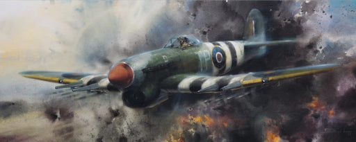 Typhoon Strike - Hawker Typhoon