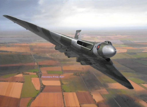 Pride of Britain - Avro Vulcan XH558