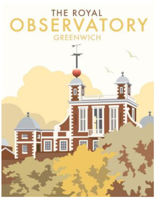 Dave Thompson - Royal Observatory Greenwich Print