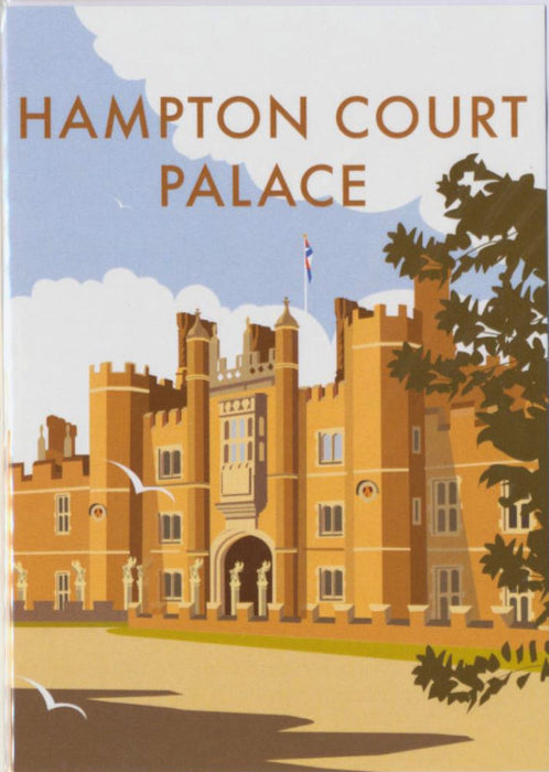 Dave Thompson - Hampton Court Palace Print