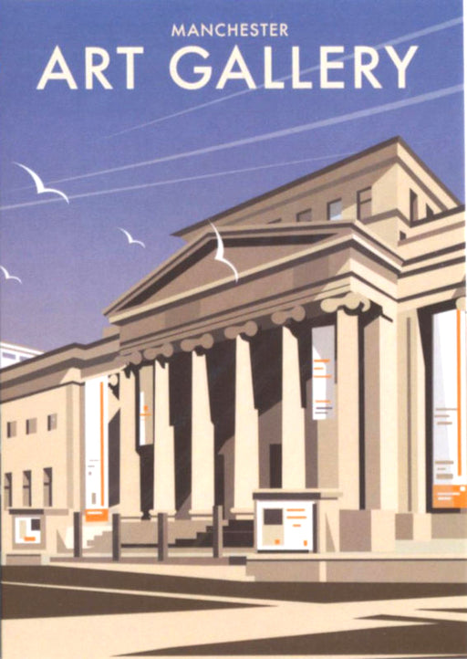 Dave Thompson - Manchester Art Gallery Print